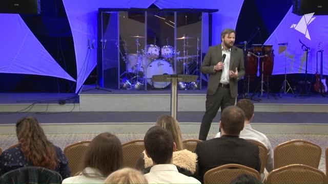Duchovný boj - zodpovednosť kresťana - Adrián Šesták