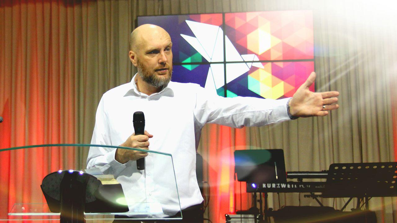 Obeť - pozvanie do Božej prítomnosti - Peter Kuba
