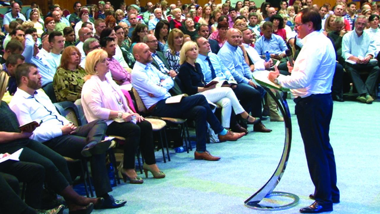 Kresťanská konferencia Banská Bystrica