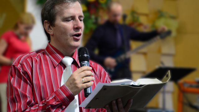 Výklad Žalmu 45 - Peter Minárik