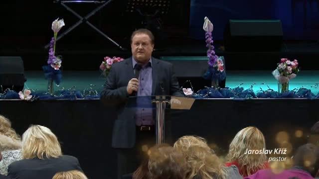 Konferencia február 2012 - Jaroslav Kříž