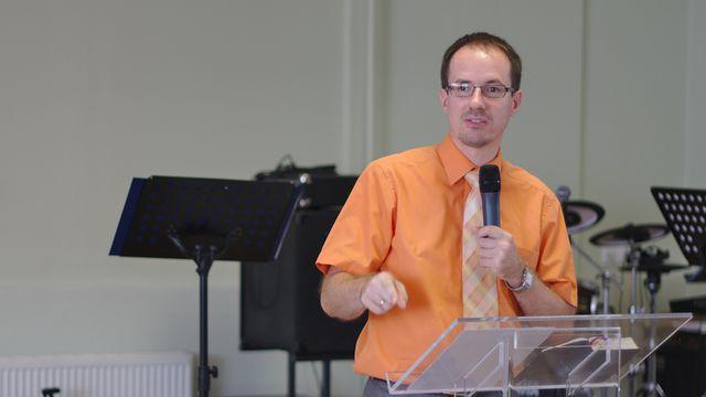 Mgr. Daniel Šobr - Obnova je možná