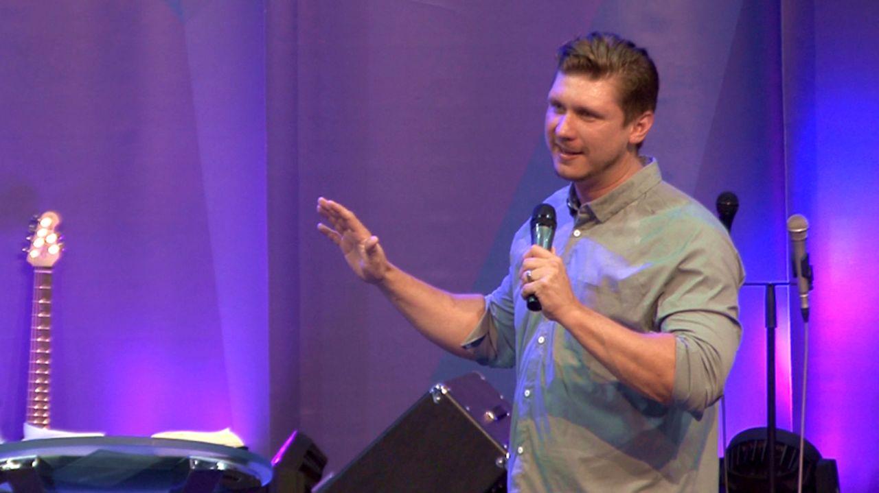 Kresťanská konferencia - Daniel Kolenda 2.