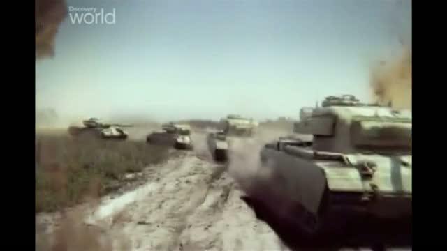 Největší tankové bitvy- Jonkipurská válka 1973