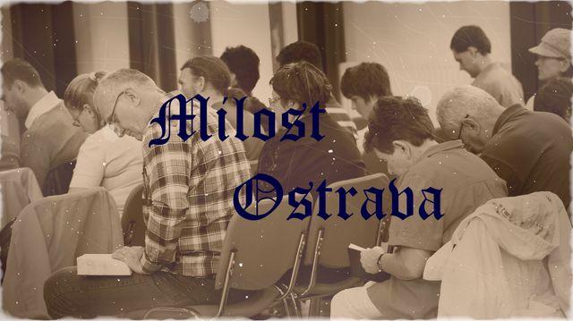 Milost-Ostrava, Radek Hassa - Marie Hassová, 21.10.2012