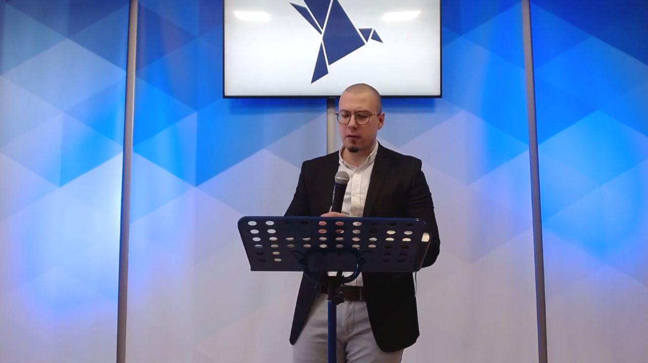 Aplikuj biblickú vieru - Andrej Šulek