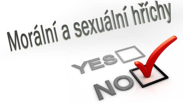 Marie Hasová - Morální a sexuální hříchy