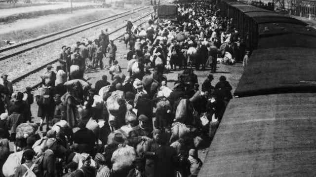 Osud židov. národa (1939 - 1945) na Slovensku