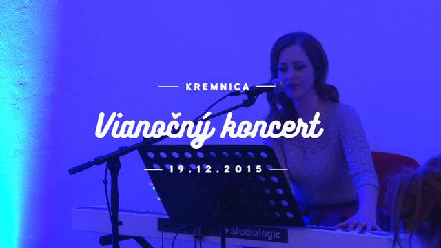 Vianočný koncert Kremnica