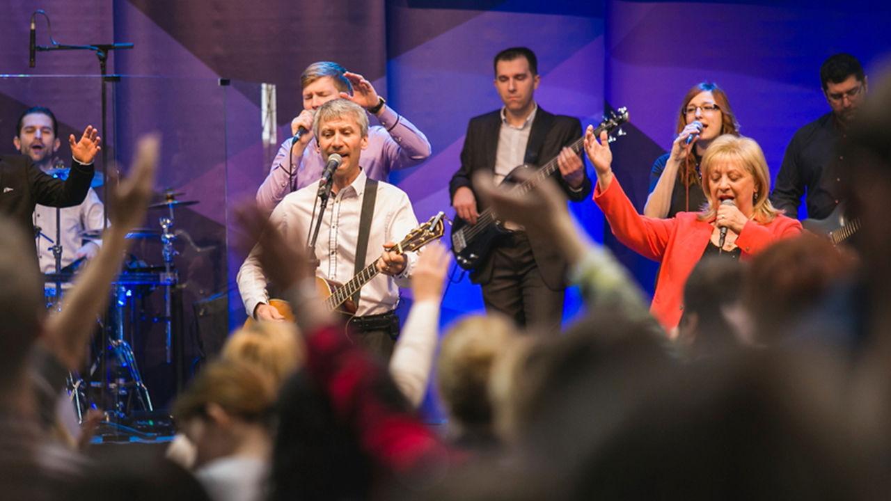 Chcem Ťa Pane stále uctievať | olivymusic
