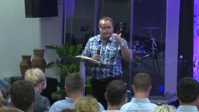 Jaroslav Kříž - Letný seminár Martin