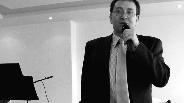 Jacek Slaby: Cesta služobníka