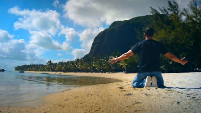 Mauritius - HOLY SPIRIT