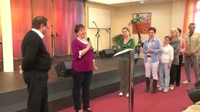 Krsty v Banskej Bystrici