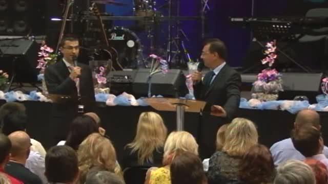 Konferencia august 2011 - Prečo sa mám báť? 1. časť