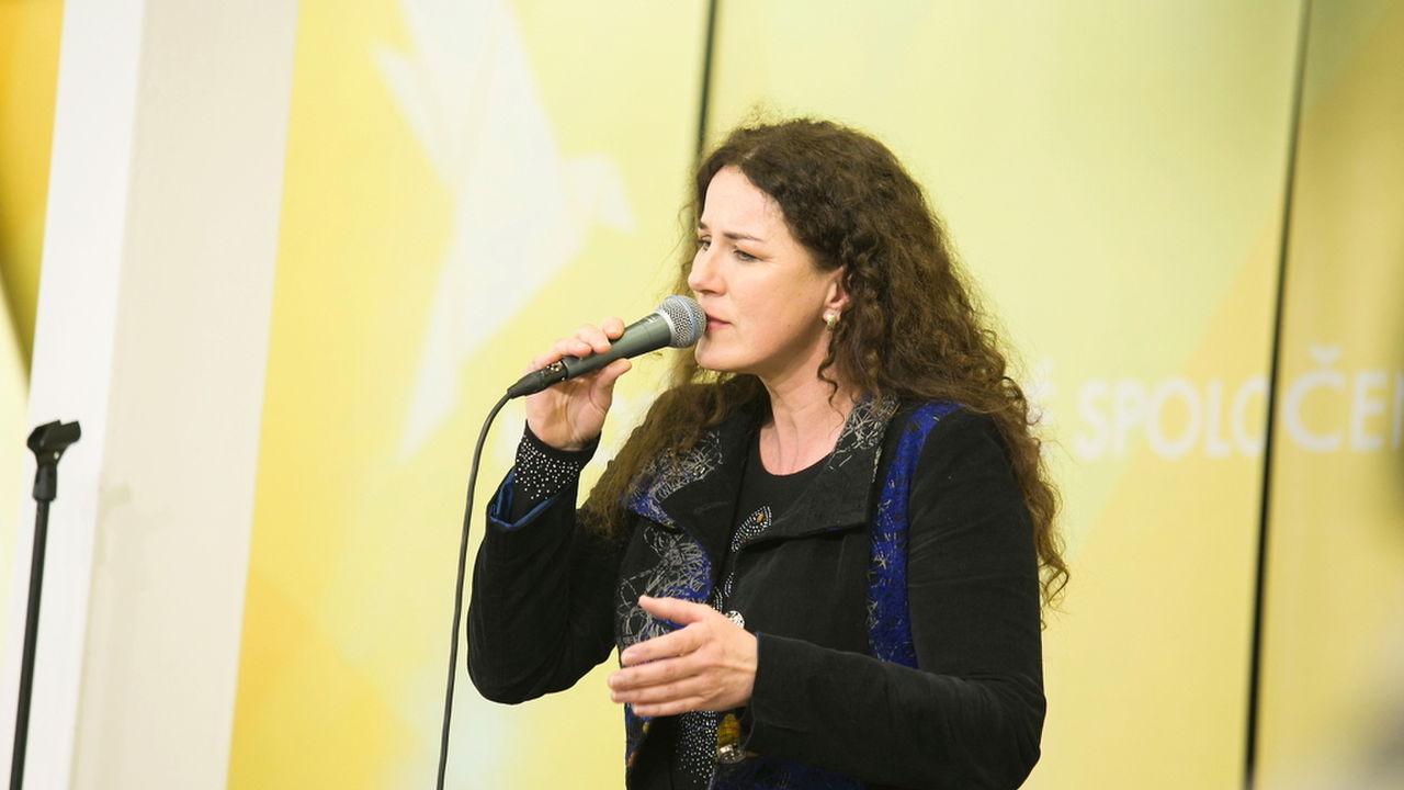 Jana Orlická - Večer pre Izrael