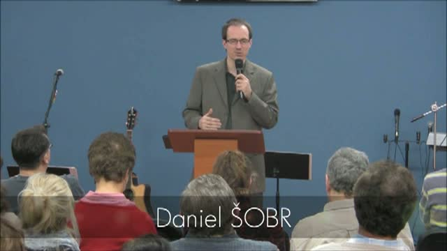 Daniel ŠOBR - Skutočné učeníctvo