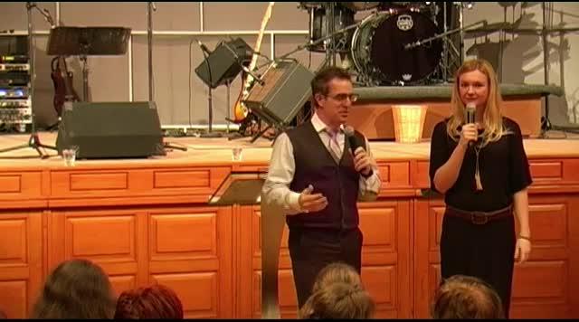 Dr. Bill Moore - Boží pomazání