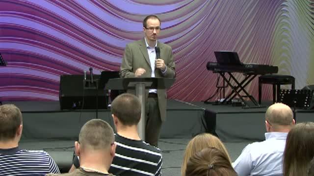 Kto sme v Kristovi - Daniel Šobr