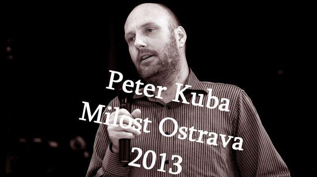 Milost Ostrava - Peter Kuba 10.03.2013