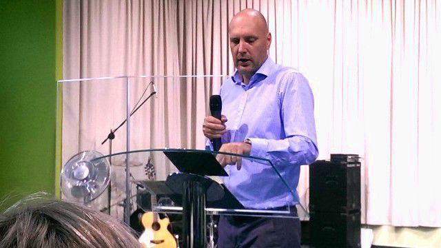 Ježišová krv a vytrhnutie - Peter Kuba