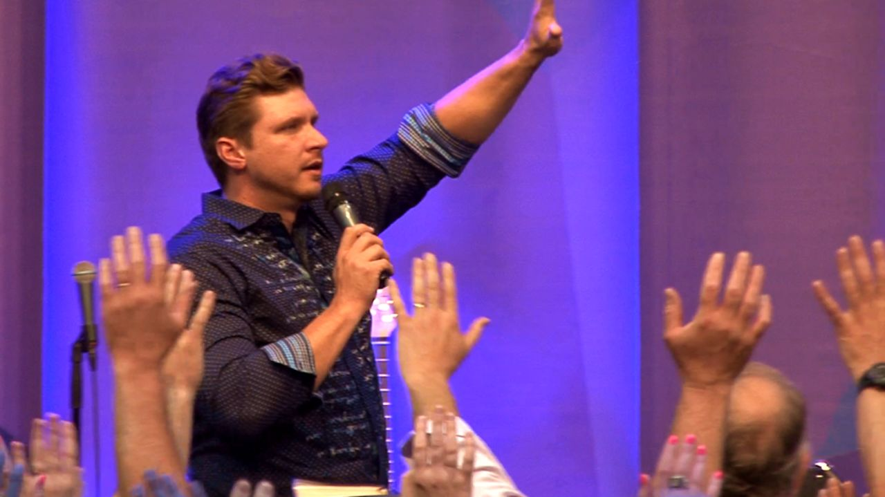 Kresťanská konferencia - Daniel Kolenda 1.