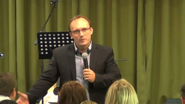 Martin Mazúch - Smelosť pri kázaní evanjelia