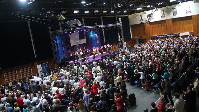 Kresťanská konferencia BB - J. Kříž