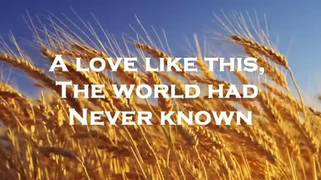 Jesus Son of God - Chris Tomlin   Christy Nockels - Passion 2012 - White Flag - (WITH LYRICS)