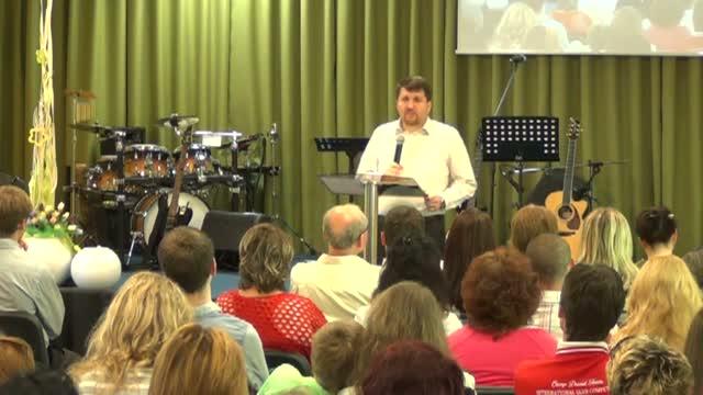 M. Ovčar - Predpoklady zdravej Cirkvi a rodiny