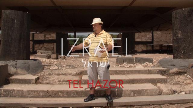 IZRAEL | Tel Hazor