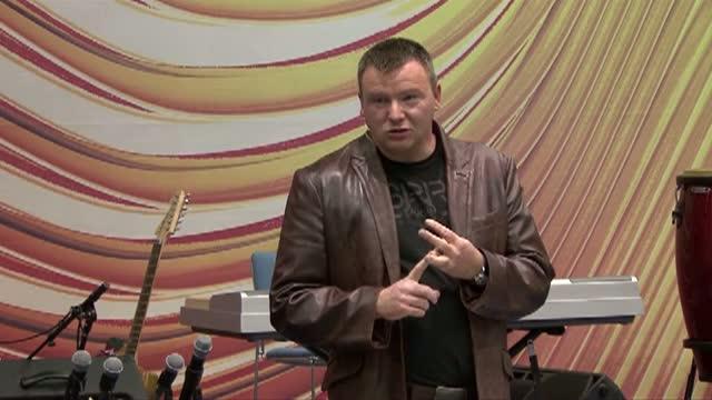 Význam bohoslužby - Adrián Šesták