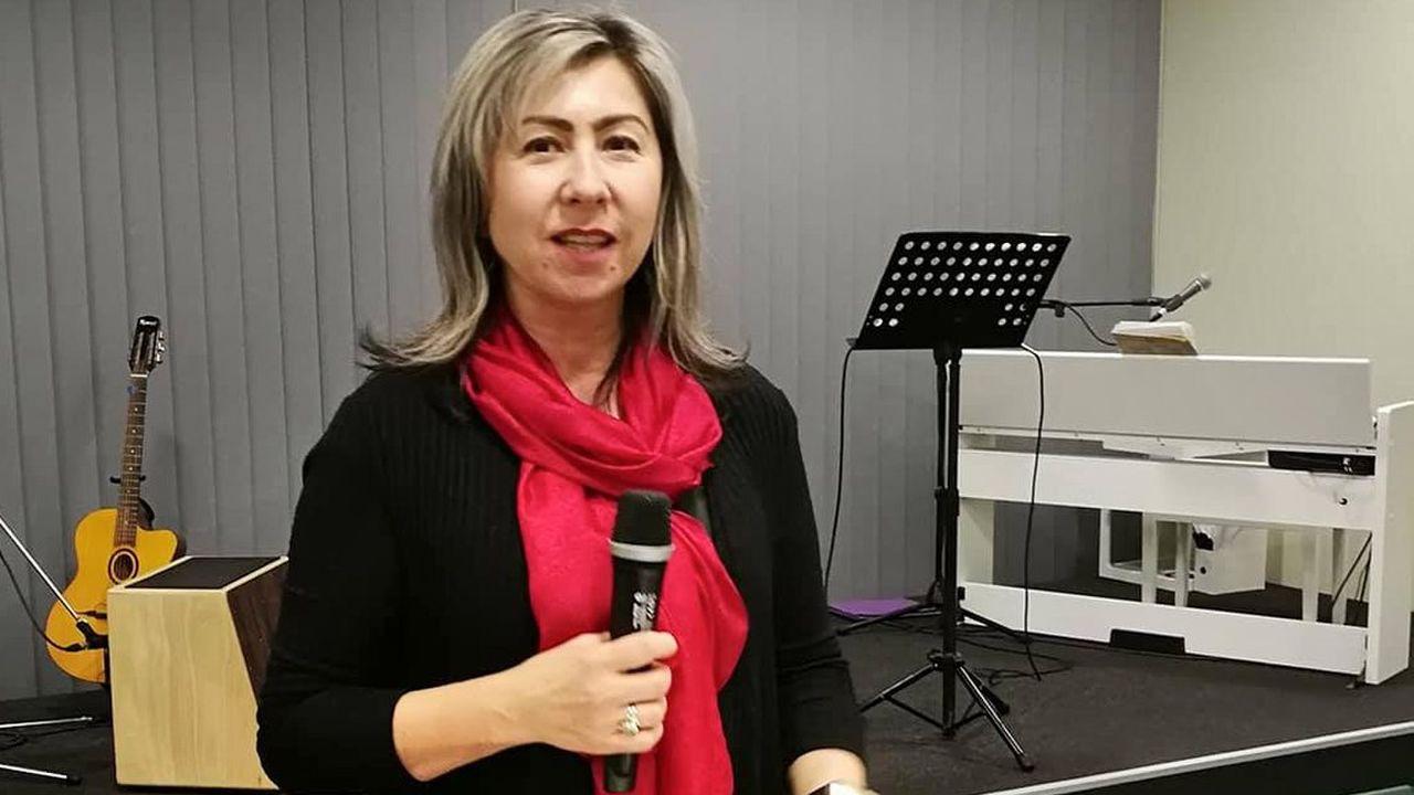 Vydávej důvěryhodné svědectví o Ježíši, Marie Hasová