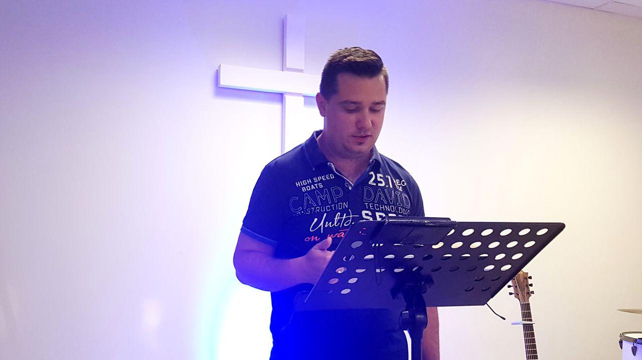 Jaroslav Šulek - Služba Bohu