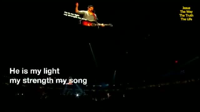 Kristian Stanfill - Passion 2013 - In Christ alone