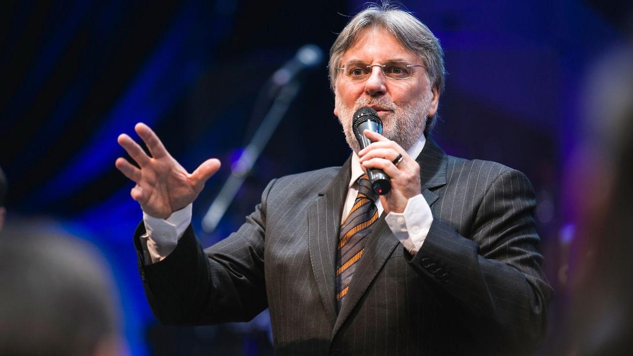 Kresťanská konferencia - Guillermo Prein