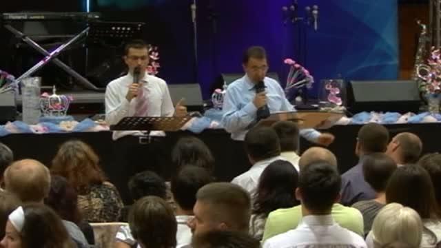 Konferencia august 2011 - Prečo sa mám báť? 2. časť