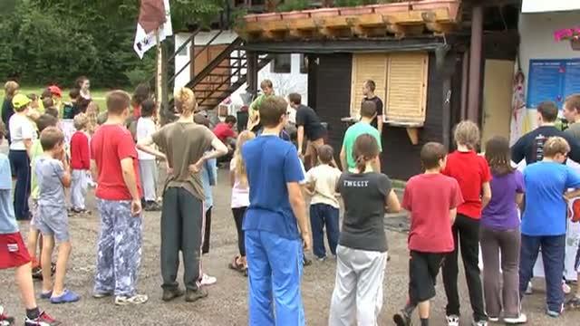 Tábor 2011 - Vyšná Slaná