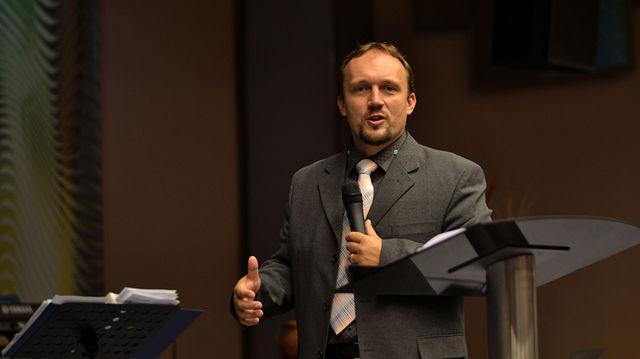 Duchovní boj 1 - Martin Mazúch