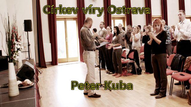 Zbav se všeho okultního, Peter Kuba