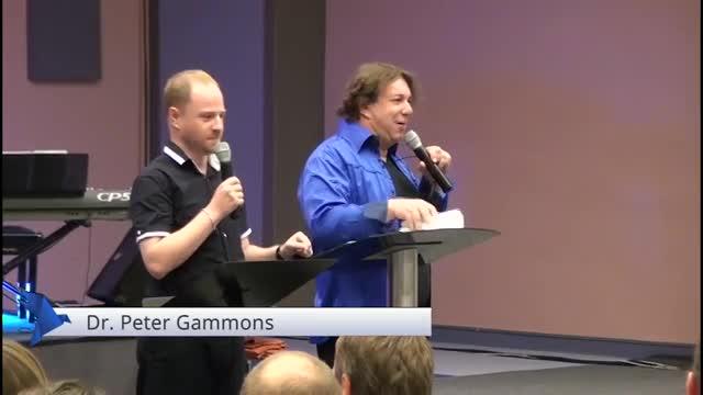 14 požehnaní - Peter Gammons