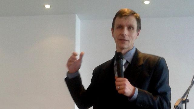 Ján Repka: Kariéra kresťana