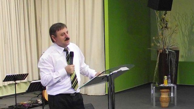 Zobrať Božie slovo vážne - Jaroslav Prašil
