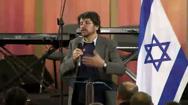 Pozvánka na Večer pre Izrael v Bratislave