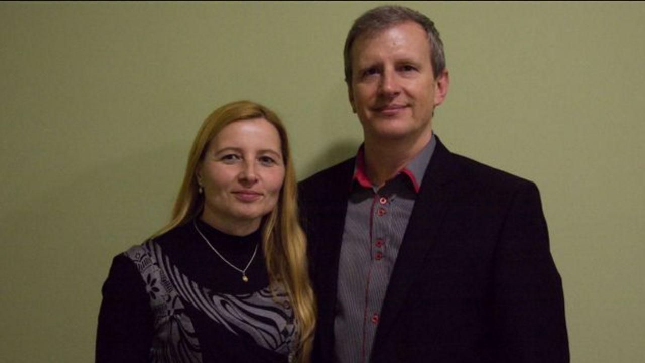 Manželstvo - Peter a Mária Minárikovi