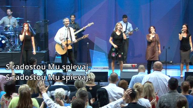 Tlieskaj a chváľ   olivymusic 2015
