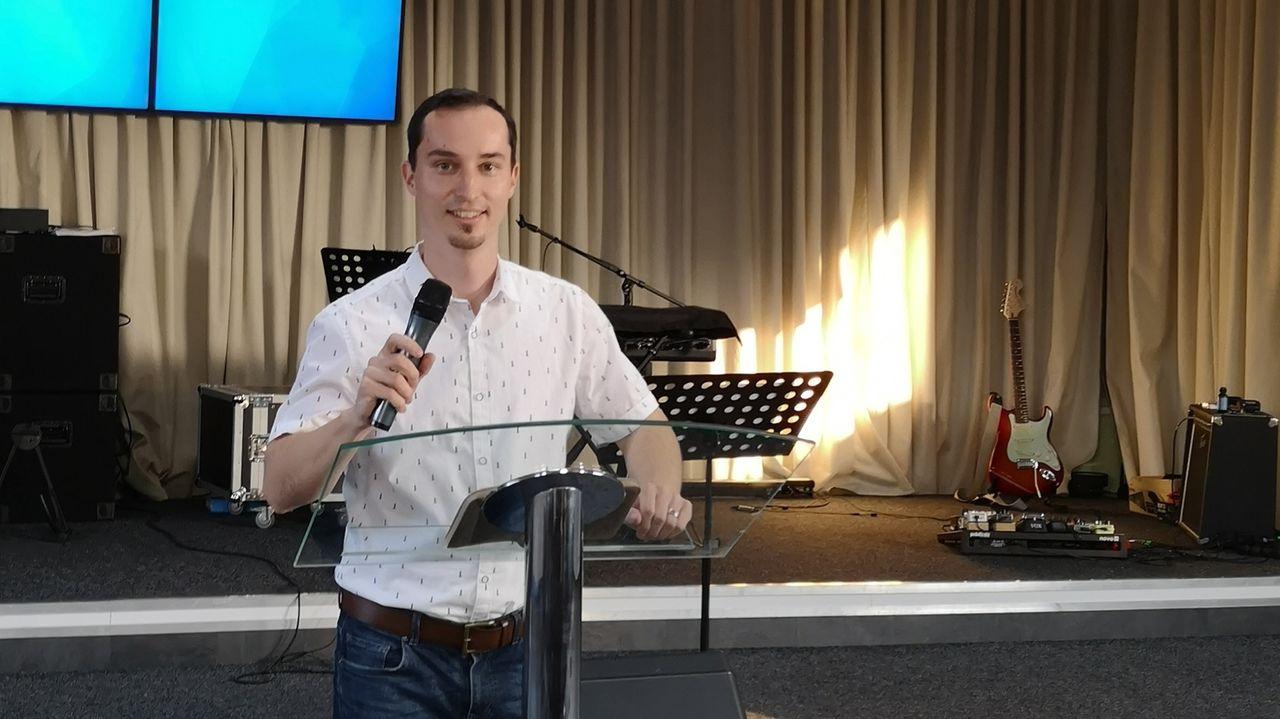 Dôležitosť cirkvi - Marcel Jaššo