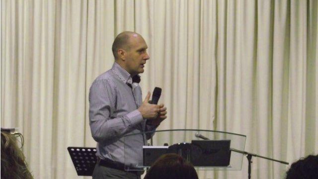 Pomazanie Svätého Ducha - Peter Kuba
