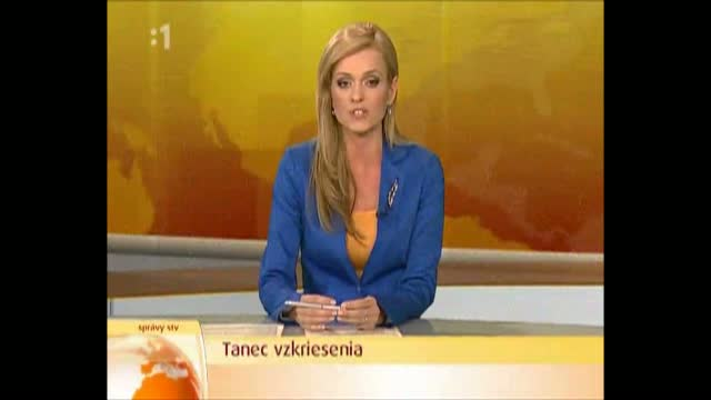 Tanec vzkriesenia 2012 - Správy STV