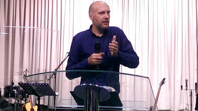 Pomazanie v posledných časoch - Peter Kuba